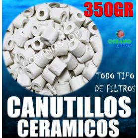 canutillos ceramicos ceramica bacterias filtro acuario pecera filtracion 350gr