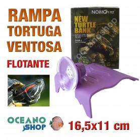 Rampa tortuga con ventosa 16,5x11 cm