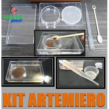 Artemiero cria de artemia
