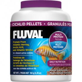 Comida en Gránulos para Cíclidos FLUVAL - 150gr