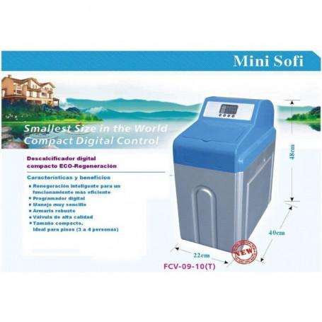 Descalcificador automatico Compacto FCV09-10T