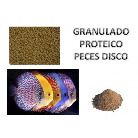 granulo peces disco
