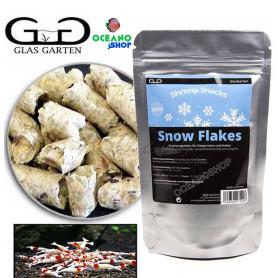 SHRIMP SNACK SNOW FLAKES 30g GLAS GARTEN