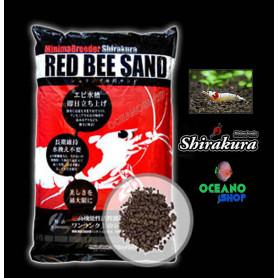 SHIRAKURA RED BEE SAND 4KG
