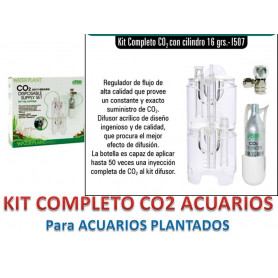 Kit CO2 completo Waterplant i507