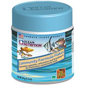 Ocean Nutrition Fórmula Flakes 34 gr.