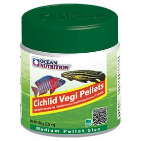 Ocean Nutrition Cichlid Vegi Pellets Small 100 gr