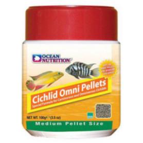 Ocean Nutrition Cichlid Omni Pellets Medium 100 gr