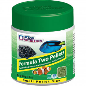 Ocean Nutrition Fórmula Two Marine Pellet Small 100 gr.