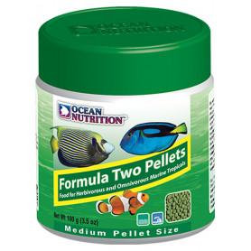 Ocean Nutrition Fórmula Two Marine Pellet Medium 100 gr