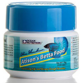 Ocean Nutrition Atison's Betta Food 75 gr.