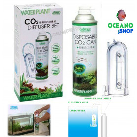 Kit CO2 completo ista Waterplant i512 550cc
