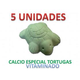 Bloque vitaminado con calcio para tortugas y gambarios.