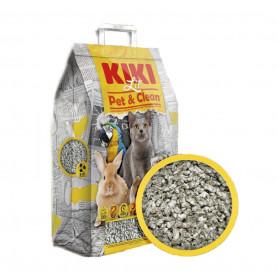 Kiki Lecho Vegetal de Papel Gatos Roedores Pet & Clean 10 L