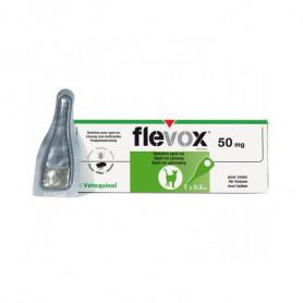 Pipeta Flevox Gato Fipronil 50 mg