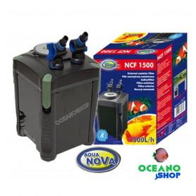 Aqua Nova filtro exterior NCF-1500 1500 L/H