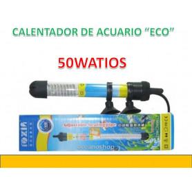 Calentador 50W acuario, pecera, gambario a precio insuperable!!!