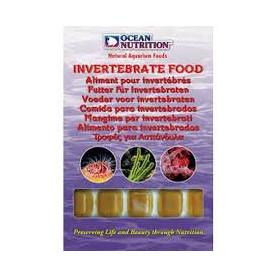 Alimento invertebrados ocean nutrition