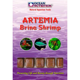 Artemia ocean nutrition