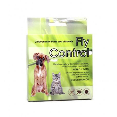 Collar antiparasitario arppe fly control mentol