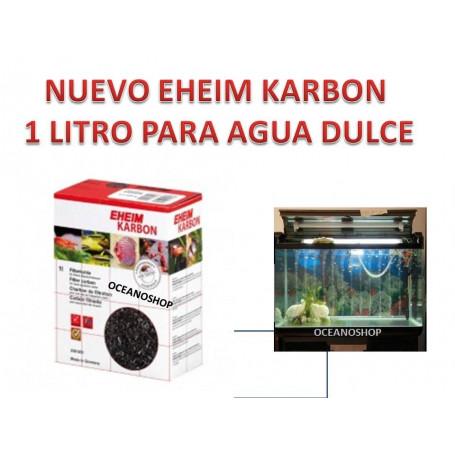 1000 ml CARBON ACTIVADO EHFICARBON EHEIM Acuario.Especial FILTRO Biologico
