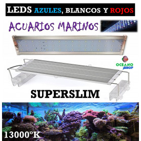 Pantalla marino led SUPERSLIM 80-100cm 36W