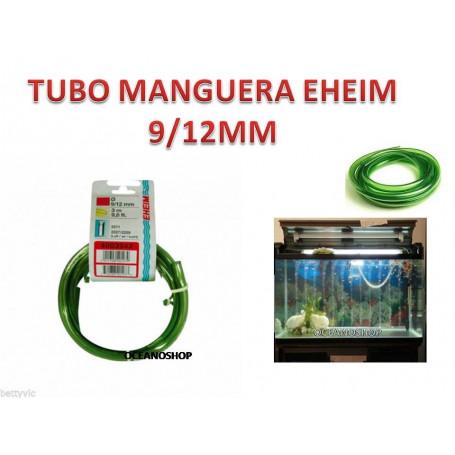 3m TUBO MANGUERA EHEIM 9/12 mm Tuberia Flexible para Filtro Acuario gambario