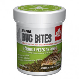 Fluval Bug Bites Formula Plecos 45g a6586