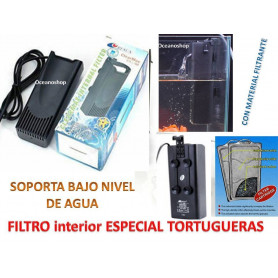 filtro ESPECIAL TORTUGUERA tortuga