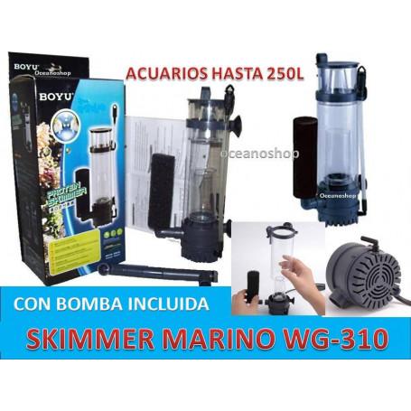 SKIMMER SEPARADOR DE UREA BOYU Wg-308