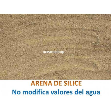 Arena de silice 1,5kg