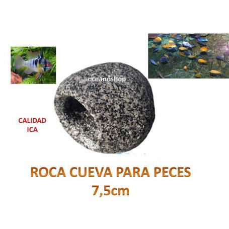 Roca cueva escondite resina 7,5cm