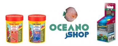 Crustaceos y moluscos