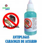 Anticaracoles antisnail 30 ml acuario eliminar plaga matar