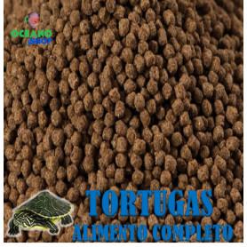 alimento tortugas completo acuatica terrestre comida granel barato