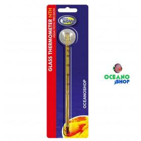 termometro cristal amarillo acuario nth