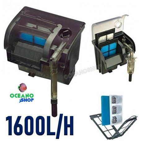 Filtro mochila 1600l/h rs-4000
