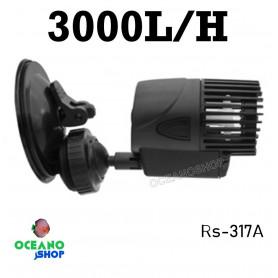 Bomba recirculacion 3000l/h Rs-317a