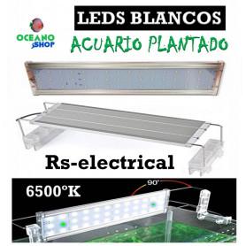 Pantalla leds blancos rs-electrical 150-180cm 60W 6200 LUMENES