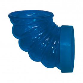 Codo de conexión de CRITTERTRAIL azul