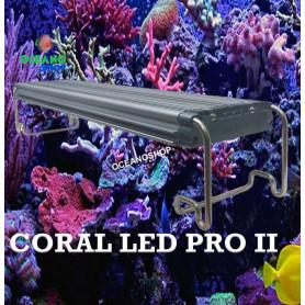 PANTALLA CORAL LED  PRO II 54 W- 50 CM