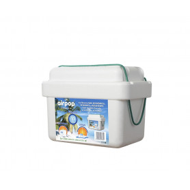 Nevera poliespan 11l trasporte peces comida camping alimento picnic