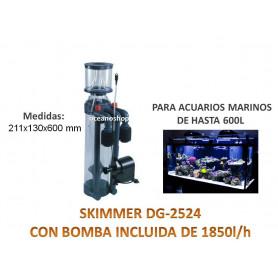 PROTEIN SKIMMER boyu dg-2524 1850l/h
