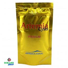 Koral Artemia Premium 100G +95% Eclosion