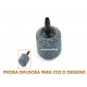 Piedra cilindrica difusora