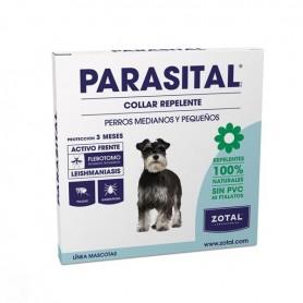 PARASITAL Collar Perros Medianos y Pequeños Zotal