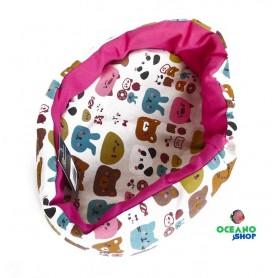 Cama pink Nº1 28x20cm