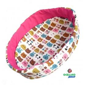 Cama pink Nº4 42x31cm