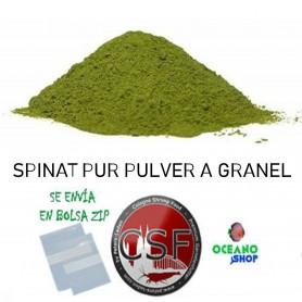 Spinat pur pulver espinacas a granel
