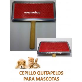 Cepillo quitapelos para perros